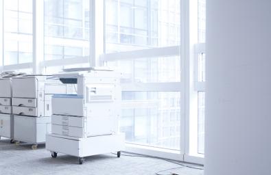 Parc imprimante entreprise