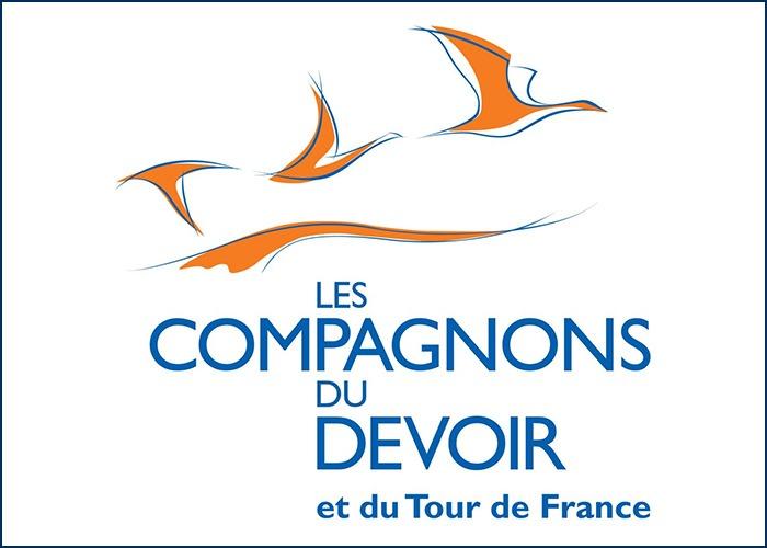 Logo de Compagnons du devoir
