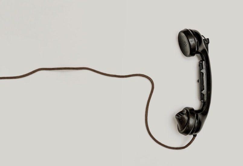 Fin de la RTC, photo téléphone ancien
