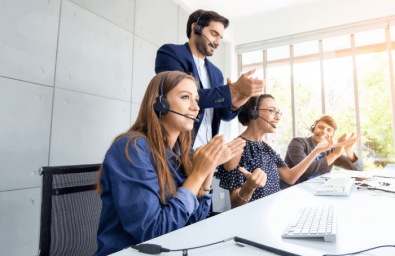 Réduction des coûts dans un centre d'appel